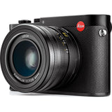 Leica Q 24.2 Megapixel Digital 35 MM Compact Camera (Black, Anodized, TYP 116)