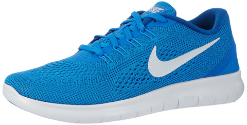 Nike Free RN Soar/Pure Platinum/Blue Glow/Team Royal Mens Running Shoes