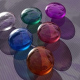 The Chakra Clear Crystal™. Reiki Master Color Therapy Distant Healing Chakra Alignment Technology.