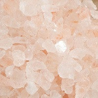 Himalayan Crystal Salt. Natural Naturopathic Remedy.