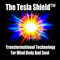 THE TESLA SHIELD™. THE HOLISTIC HEALTHCARE DEVICE THAT ENHANCES LIFE FORCE ENERGY.