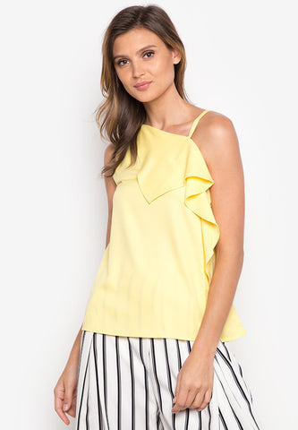 Vaughn Drape Top