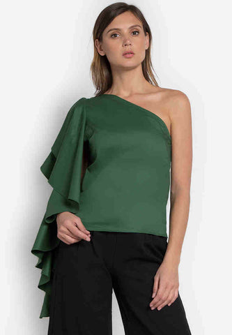 Acme Ruffle Top