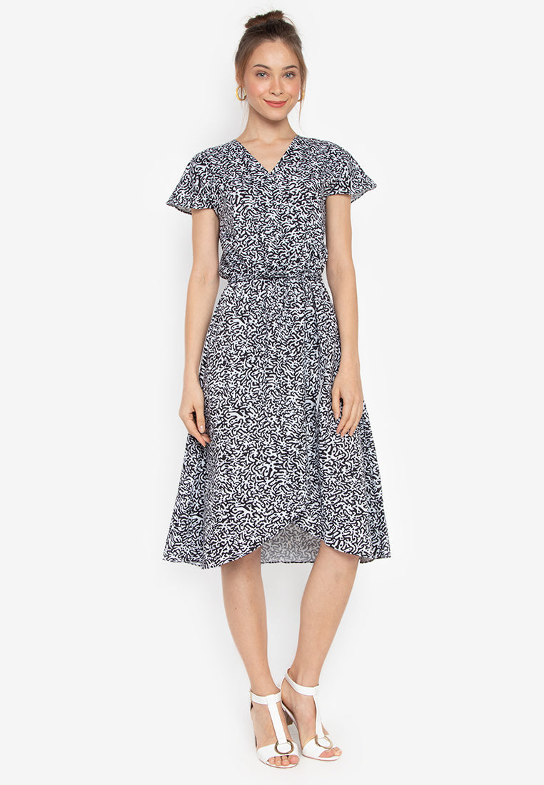 Hamburg Wrap Dress - TM