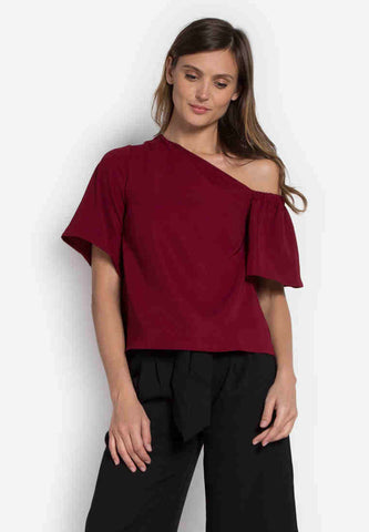 Accra Asymmetric Top - TM