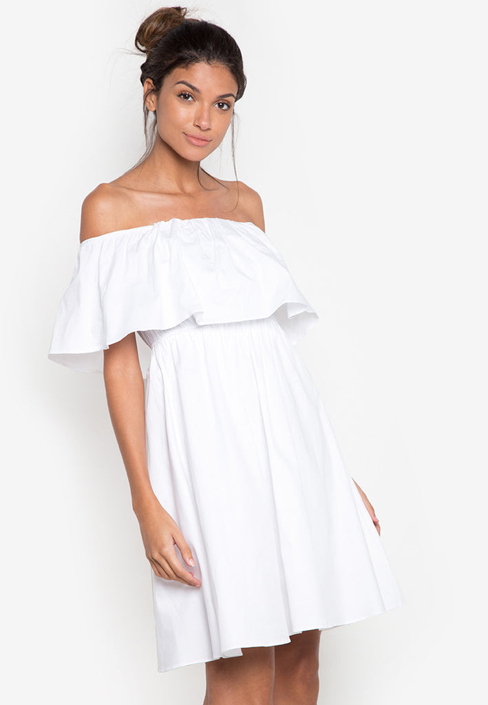 North Off Shoulder Dress -  - 2