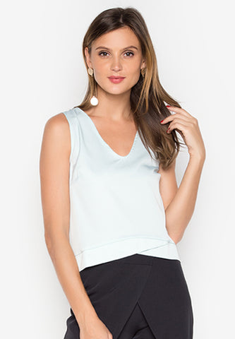 Wallace Cropped Top