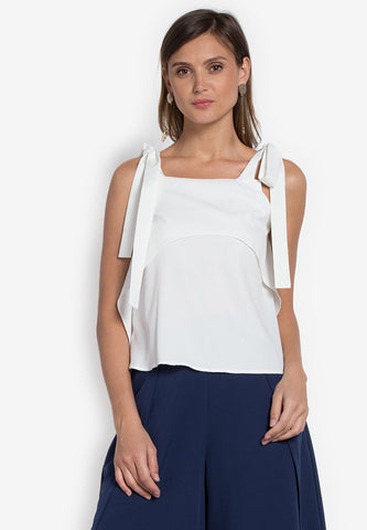 Zen Ribbon Top