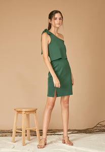 Hartford One Shoulder Dress - TM