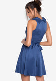 Nate Overlap Dress -  - 3