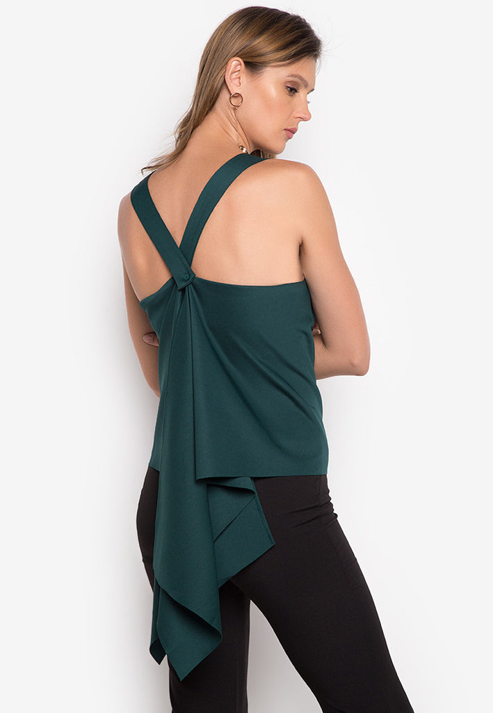 Victor Cross Back Top