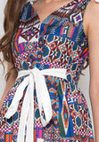 Cuenca Dress with Sash