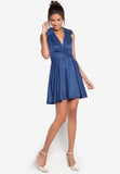 Nate Overlap Dress -  - 2
