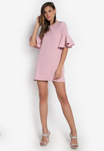 Aseki Shift Dress