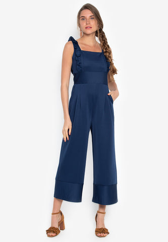 Glasgow Cropped Jumpsuit
