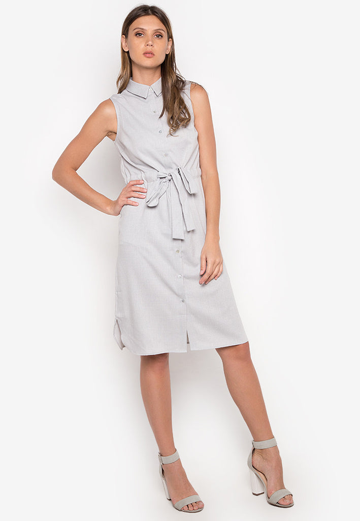 Verner Button-Down Dress