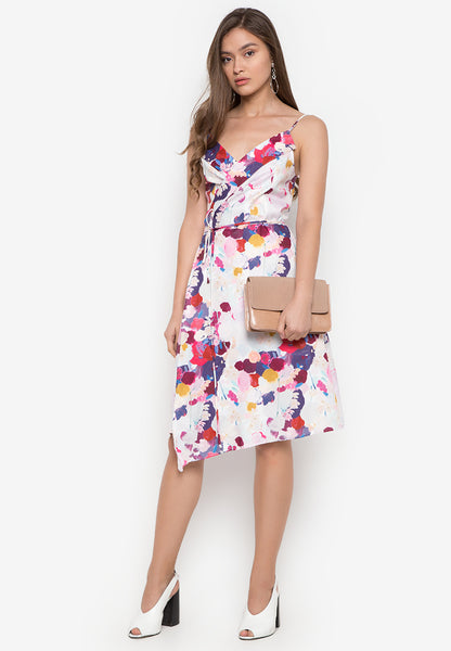 Brisbane Wrap Dress - TM