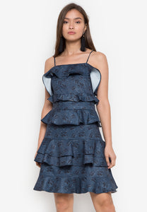 Brussels Ruffle Dress - TM