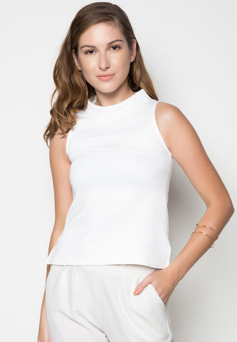 Falcon High Neck Top -  - 1