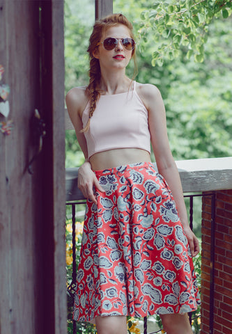 Dylan Full Skirt -  - 1