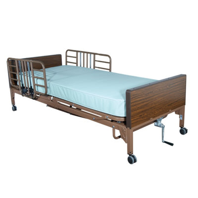 Half-Length Bed Rail