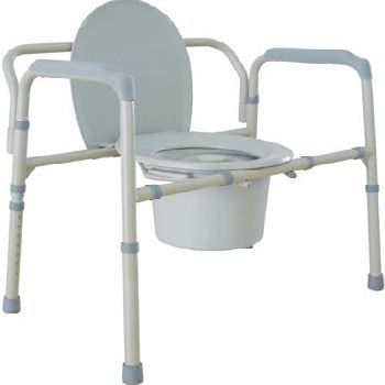 Bariatric Folding Commode