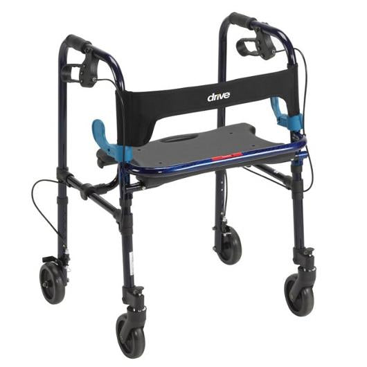 "Clever-Lite Rollator w/ 5"" Casters"