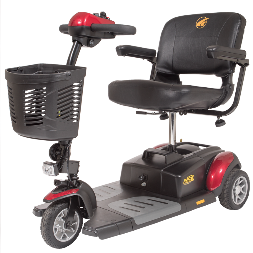 Buzzaround XLHD 3-Wheel