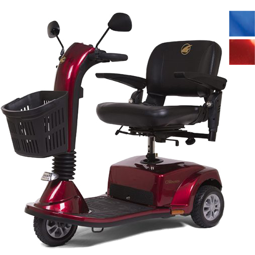Companion Midsize 3-Wheel