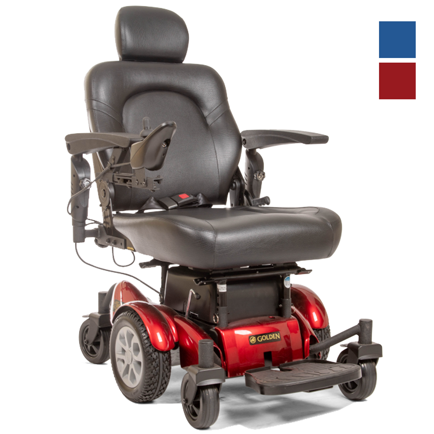 Heavy Duty/High Weight Capacity Power Wheelchairs