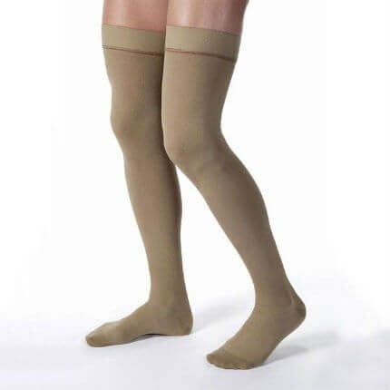 Jobst For Men Thigh High 15-20