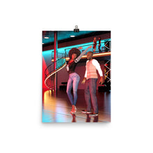 Load image into Gallery viewer, Couple on the Dance Floor, Poster