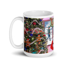 Load image into Gallery viewer, Christmas Blk Family, Mug