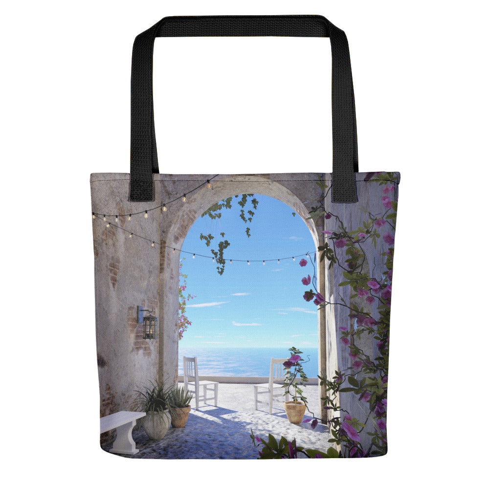 """Ocean View"" Tote bag"