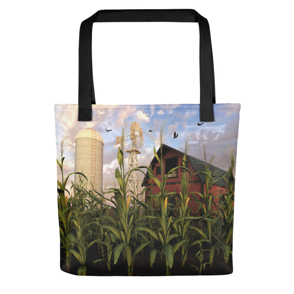 """Barn and Silo"" Tote bag"