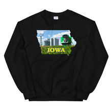 Load image into Gallery viewer, Iowa Green Combine, Unisex Sweatshirt