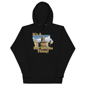 It's A Des Moines Thing, Unisex Hoodie