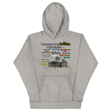 Load image into Gallery viewer, You know you're from Des Moines, Unisex Hoodie