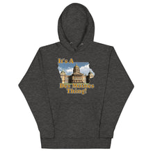 Load image into Gallery viewer, It's A Des Moines Thing, Unisex Hoodie