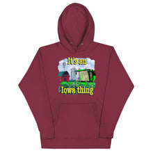 Load image into Gallery viewer, It's an Iowa thing, Unisex Hoodie