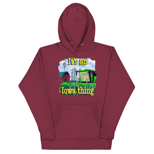 It's an Iowa thing, Unisex Hoodie