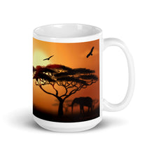 Load image into Gallery viewer, African Scene, Mug