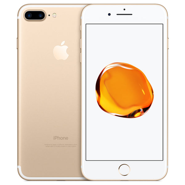 Refurbished iphone 7 plus 32GB|126GB|256GB