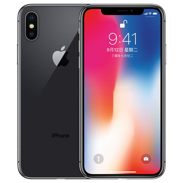 Refurbished iphone X 64GB|128GB|256GB