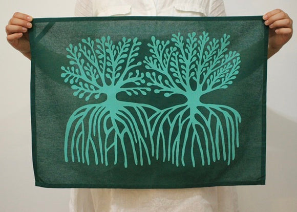 Tea Towel - Mangroves
