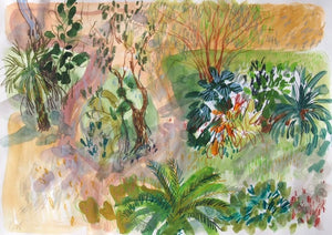 Art Card - My Sister's Garden