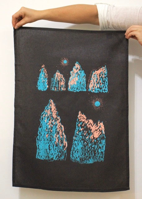 Tea Towel - Top End Termites (two+ colours)
