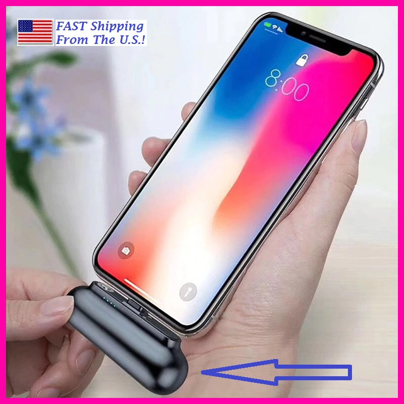 Amazing Compact Portable Power Bank For Your SAMSUNG Phone Gives You BIG Power When You Need It! ++ You Get FREE Shipping Too!