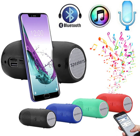 The Perfect Wireless Bluetooth Speaker With Bluetooth Phone Sync For Outdoor Activities, Great Stereo Sound  & More ++ You Get FREE Shipping Too!  🚛