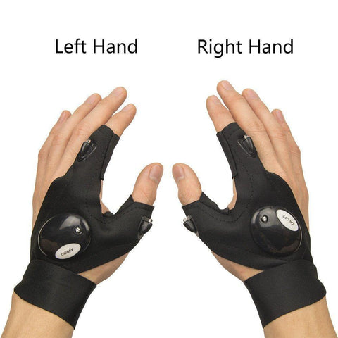 Special FREE Offer: Get This Amazing LED Multipurpose Light Glove Perfect For Repairs & Working in Dark Places, Emergencies, Fishing, Camping, Hiking & More!